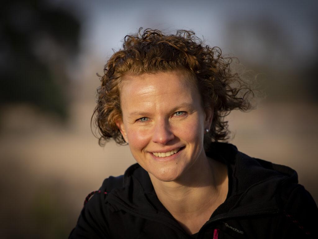 Heidi van Kampen is outdoor coach en trainer bij Meantlife.