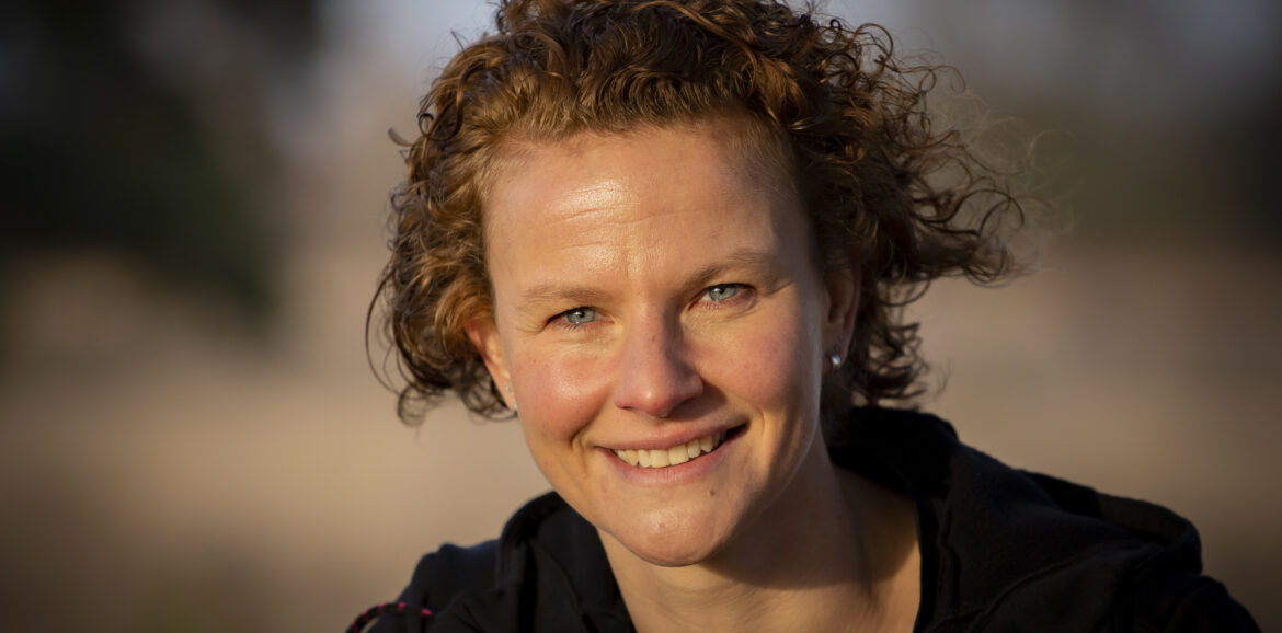 Heidi van Kampen is outdoor coach en trainer bij Meantlife.