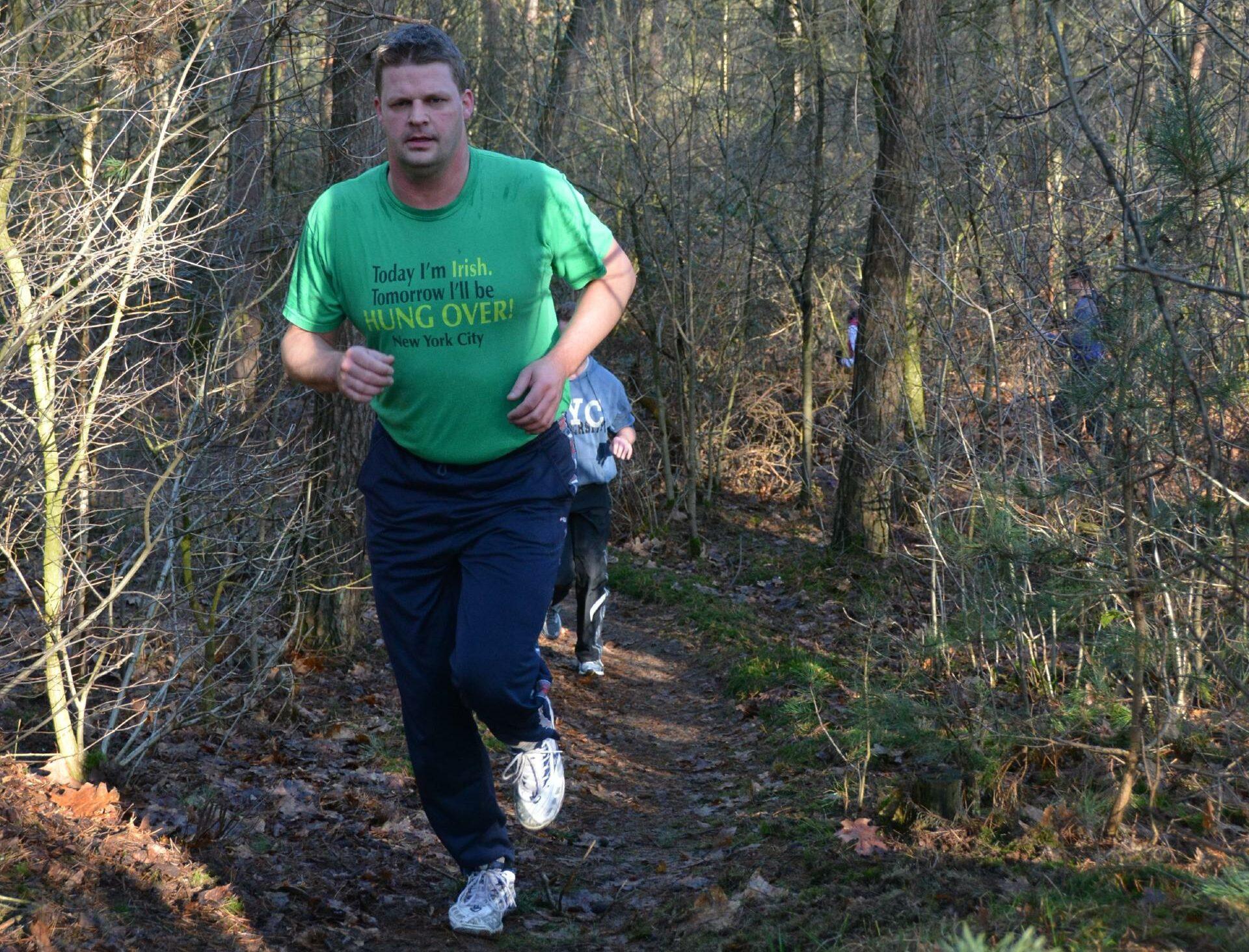 Lekker actief in de buitenlucht op je eigen niveau sporten! - Mark