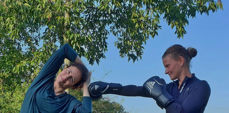 Workshop Release, Relax, Reflect - Yoga en vechtsport voor minder stress en meer balans